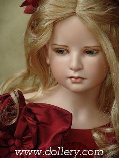 Tom Francirek Collectible Dolls   <3
