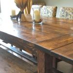 Farmhouse Table Details
