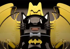Mr. Kat Batman75 on Behance