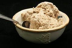 a daniel fast friendly ice cream recipe? yes, please!
