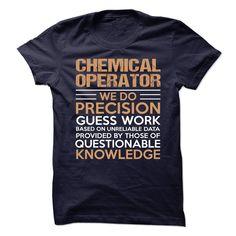 (Top Tshirt Fashion) CHEMICAL-OPERATOR [Tshirt design] T Shirts, Hoodies. Get it…