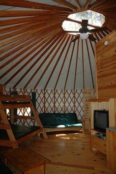 Oregon camping: Best yurts, tepees   OregonLive.com