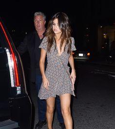 Selena Gomez Source - Selena arriving at Park Side Restaurant in New York City, NY - 6/3/17