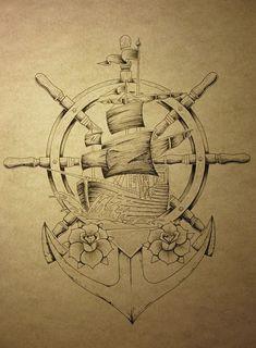 Unique Compass Tattoo Ideas For Women