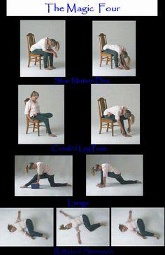 Yoga - the Magic Four