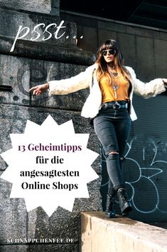 Diese S… Shhh … Top Secret! You can only find the hottest online shops here! These shops you MUST know Amazon Online Shopping, Online Dress Shopping, Online Shop Kleidung, Sneaker Trend, Mode Online Shop, Top Secret, Clothing Sites, Best Deals Online, Fashion Tips