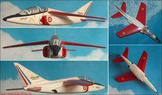 """Dassault-Breguet/Dornier """"Alpha-Jet"""" Prototyp (Matchbox 5) 1:72"""