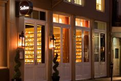 W New Orleans - French Quarter - SoBou Restaurant from Chartres street