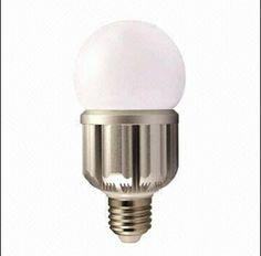 12.7 Watt E27 Light Bulb Warm White Milky Cover