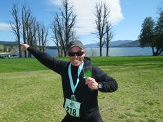Dr. Adventure takes home 1st place in his age group and 7th overall in the Lake George 5k. - Sunday, April 24, 2016  #DrAdventure