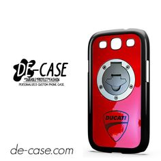 Ducati In Red DEAL-3751 Samsung Phonecase Cover For Samsung Galaxy S3 / S3 Mini
