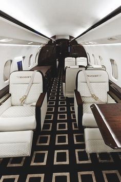 The Luxurious Lifestyle Luxury Jets, Luxury Private Jets, Private Plane, Wealthy Lifestyle, Billionaire Lifestyle, Luxury Lifestyle, Private Jet Interior, Snapchat, Wanderlust