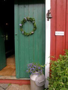 Husmannsplassen i Hidlesundet: Gamle låver - et kulturminne
