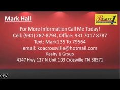 4 bedroom house for sale on Matthews Road Crossville TN http://ift.tt/1OchJzt  Mark Hall; Realty 1 Group : 4147 Hwy 127 N Unit 103 Crossville TN 38571; (931) 287-8794  4 bedroom house for sale on Matthews Road Crossville TN http://ift.tt/NWjlQH Brick home 18 acres 5 car garages plenty of privacy 2496 square feet in main and second story with additional 960 sq.ft. in basement area waiting for your finishing touches. This unique home has lots of liveability and also much wanted basement area…