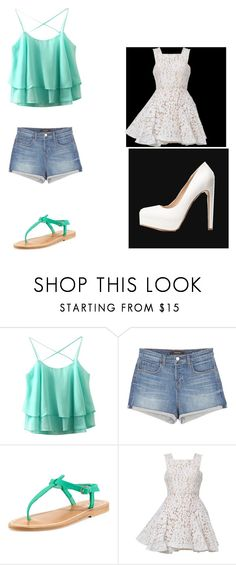 """""""LOVE IT"""" by guess-who-you on Polyvore featuring J Brand, K. Jacques, Alex Perry and Charlotte Russe"""