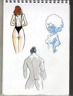 yehuda devir | Sketchbook