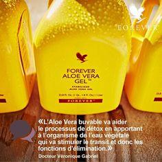 Découvrez tous les bienfaits de l'Aloe Vera ! Aloe Vera Gel Forever, Forever Living Aloe Vera, Herbalife, Forever Life, Forever Living Products, Health And Wellness, Vitamine B12, Bee Free, Carole