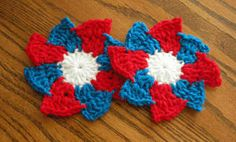 Independence Day Coasters