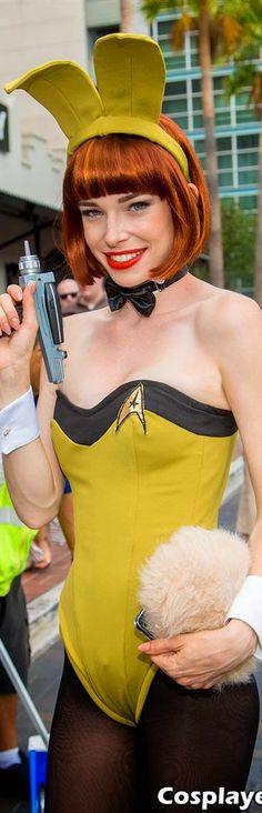Cosplay   by Mel - Star Trek