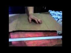 Mochila de calça jeans passo a passo com Arte de Paninho - YouTube