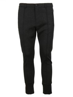 DOLCE & GABBANA Gathered Ankle Trousers. #dolcegabbana #cloth #trousers
