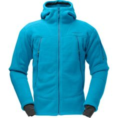 Norrøna Narvik Warm3 Hooded Fleece Jacket - Men's: From what I hear this company takes quality to or above that by Arcteryx.