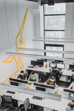 Galería de Diseño de Oficina / IND Architects - 3