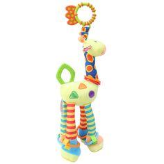 Baby Plush Giraffe Toy //Price: $16.95 & FREE Shipping //     #anniversarypresent #beautiful