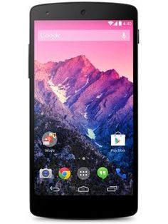 #LG #Google #Nexus 5 16GB Mobile Phone price is Rs. 22590