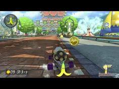 Speed Game - Mario Kart 8 - Les circuits originaux en compagnie de Kazuo