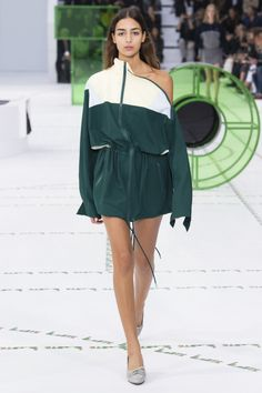 Lacoste, Весна-лето 2018, Ready-To-Wear, НЕДЕЛЯ МОДЫ: Париж
