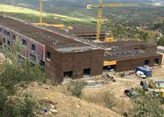 El hospital de Cazorla estará terminado y en funcionamiento el año que viene