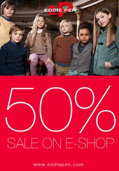 Newsletter Eddie Pen by Gestionionline.net #gestionionline #baby #ecommerce #newsletter #fashion #kids #shoponline