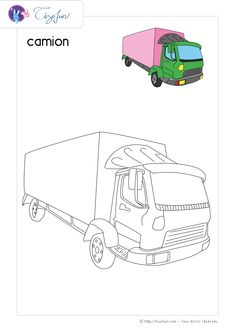 coloriage-transport-dessin-camion