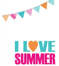 I love Summer Free Home decor printable from LDS Printables, featured @printabledecor1