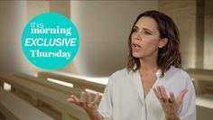 Victoria Beckham will appear in a pre-recorded interview on This Morning this Thursday...