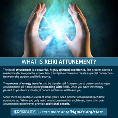 The Reiki Attunement Process Explained [via Reiki Guide] Reiki Treatment, Self Treatment, Reiki Therapy, Massage Therapy, Reiki Principles, What Is Reiki, Reiki Courses, Animal Reiki, Reiki Room