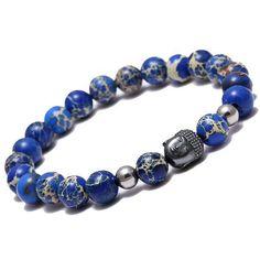 Buddha Bracelet (12 colors)