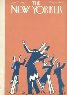 The New Yorker - Saturday, June 6, 1925 - Issue # 16 - Vol. 1 - N° 16 - Cover by : Julian de Miskey