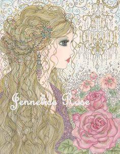 Jennelise: Rose Girl