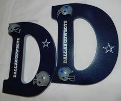 Dallas Cowboys Letter