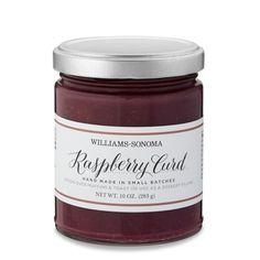 Raspberry Curd #williamssonoma