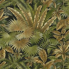 "TOMMY BAHAMA ISLAND SONG RATTAN TAN TROPICAL OUTDOOR Fabric 2.75 YARDS 54/""W"