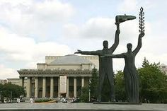 Novosibirsk, Russia - great city at the heart of Russia