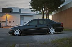 W202 on Carlsson CR1/12