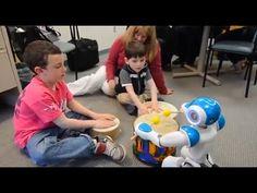http://theautismnews.com/robots-helping-autistic-pupils-build-social-skills/  #autism