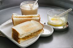 Coconut Jam (Kaya) Recipe - I am a food blog