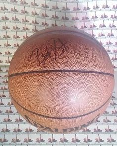 Byron Scott LAKERS autograph basketball COA Memorabilia Lane & Promotions