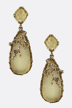Grace Teardrop Earrings | Awesome Selection of Chic Fashion Jewelry | Emma Stine Limited