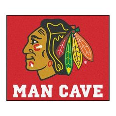 FANMATS NHL - Chicago Blackhawks Man Cave Tailgater